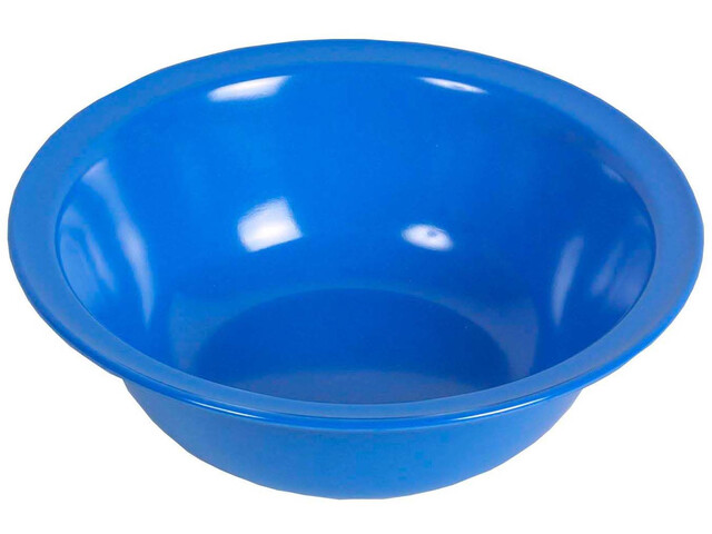 Waca Bowl Melamine Large 23,5cm, blue